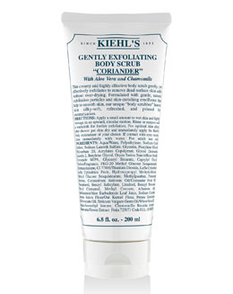 Kiehl's Since 1851 Coriander Exfoliating Body Scrub
