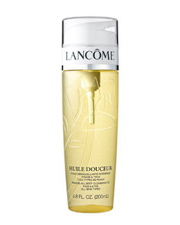 Lancome Huile Douceur Deep Cleansing Oil-Face & Eyes