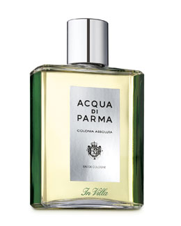 Acqua di Parma Limited-Edition Colonia Assoluta in Villa