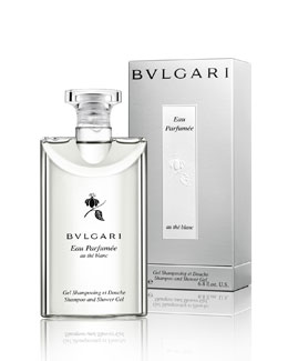 Bvlgari Eau Parfumee Au The Blanc Bath & Shower Gel