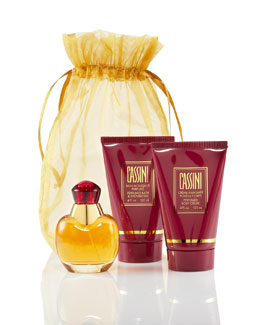 Cassini Parfums Luxury Spa Set