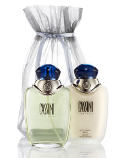 Cassini Parfums For Men Gift Set