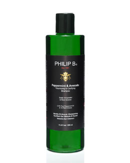 Philip B Peppermint & Avocado Volumizing & Clarifying Shampoo, 11.8 oz.