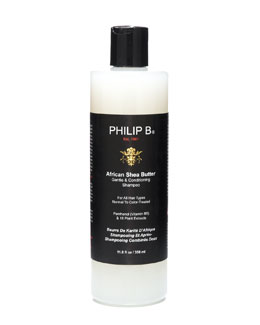 Philip B African Shea Butter Gentle & Conditioning Shampoo, 11.8 oz.