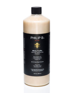 Philip B White Truffle Ultra-Rich, Moisturizing Shampoo, 32 oz. <b>NM Beauty Award Finalist 2014</b>