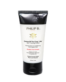 "Philip B Creme Of The Crop Hair Finishing Creme Paraben Free ""Lite"" Formula"