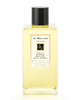 Jo Malone London Vanilla & Anise Bath Oil, 8.5 oz.