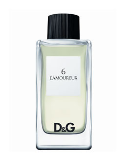 Dolce & Gabbana Fragrance 6 L'Amoureux Eau de Toilette Spray
