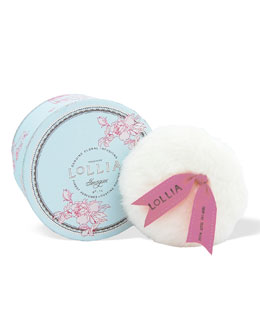 Lollia Imagine Perfumed Dusting Powder