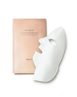 Kanebo Sensai Collection Radiance 3D Mask
