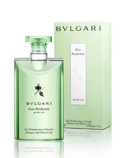 Bvlgari Eau Parfumee au the Vert Bath & Shower Gel