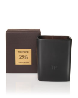 Tom Ford Fragrance Tuscan Leather Candle