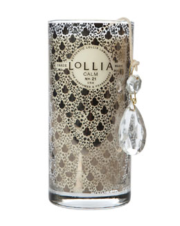 Lollia Calm Petite Perfumed Luminary