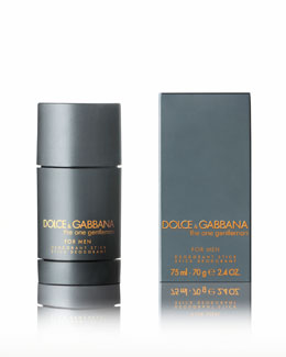 Dolce & Gabbana Fragrance The One Gentlemen Deodorant