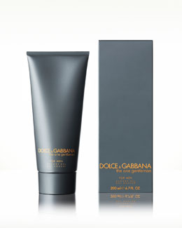 Dolce & Gabbana Fragrance The One Gentlemen Shower Gel