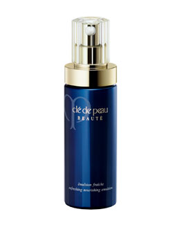 Cl? de Peau Beaut? Refreshing Nourishing Emulsion