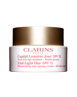Clarins Vital Light Day Cream SPF 15