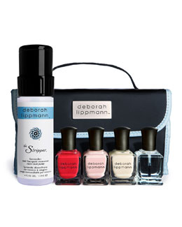 Deborah Lippmann Manicure Essentials Set