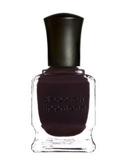 Deborah Lippmann Dark Side of the Moon Nail Lacquer