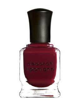 Deborah Lippmann Lady Is A Tramp Nail Lacquer