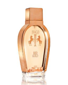 Jivago Red Gold for Him Eau de Parfum, 3.4 oz.