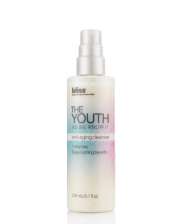 Bliss Youth As We Know It Cleanser