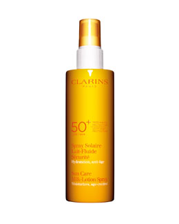 Clarins Suncare SPF 50 Milk-Lotion Spray