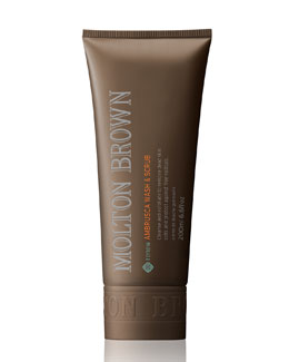 Molton Brown Renew: Ambrusca Wash & Scrub