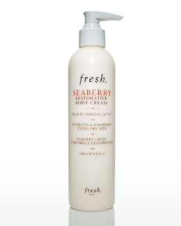 Fresh Seaberry Restorative Body Cream, 8.1 oz.