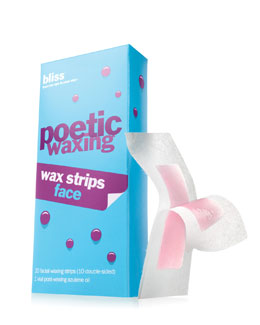 Bliss Poetic Waxing Face Strips