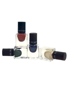 Le Metier de Beaute All That Glitters Nail Set