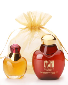Cassini Parfums Ultimate Luxury Bath & Shower Set