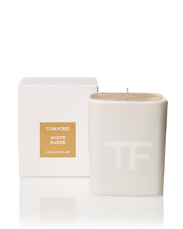 Tom Ford Fragrance White Suede Candle