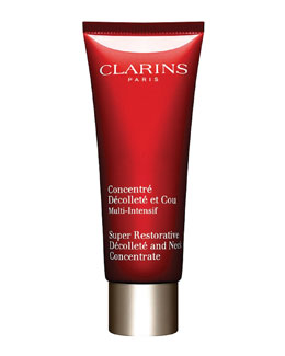 Clarins Super Restorative Decollete and Neck Concentrate