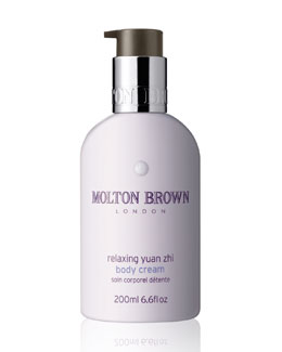 Molton Brown Relaxing Yuan Zhi Body Cream
