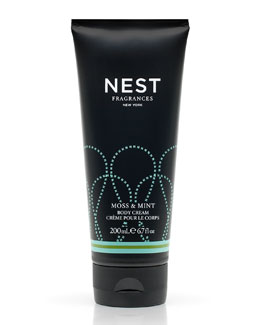 Nest Moss and Mint Body Cream