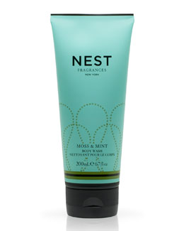 Nest Moss and Mint Body Wash