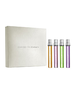 David Yurman Fragrance Limited Edition Essence Collection Quartet