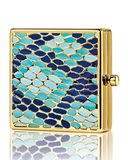 Estee Lauder Limited Edition Year Of The Snake Lucidity Translucent Pressed Powder Compact