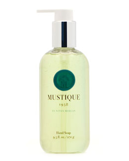 Niven Morgan Mustique 1958 Hand Soap