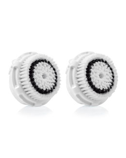 Clarisonic Replacement Sensitive Brush Head, Dual Pack