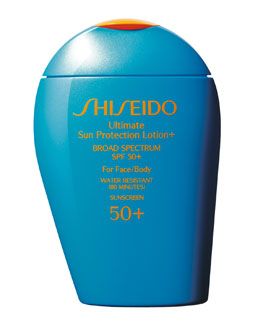 Shiseido Ultimate Sun Protection Lotion SPF 50+