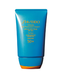 Shiseido Ultimate Sun Protection Cream SPF 50