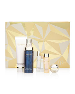 Cle de Peau Beaute Luminizing Skin Care Collection