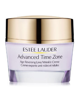 Estee Lauder Advanced Time Zone Age Reversing Line/Wrinkle Creme Broad Spectrum SPF 15, Dry Skin