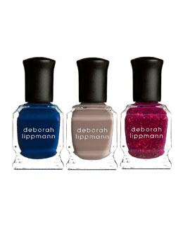 Deborah Lippmann She's Always a Woman Nail Polish Set