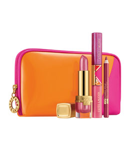 Estee Lauder Art of Lips Gift Set, Chic Pinks