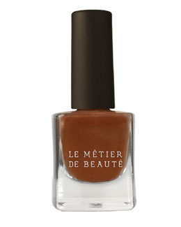 Le Metier de Beaute Limited Edition Nail Lacquer, Cocoa Cabana