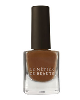Le Metier de Beaute Limited Edition Nail Lacquer, Hottie Choco-Latte