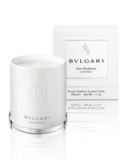 Bvlgari Eau Parfume au The Blanc Candle